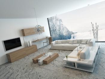 Décoration d'intérieur avec les meubles en chêne Ethnicraft