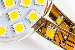 La technologie SMD dans le LED